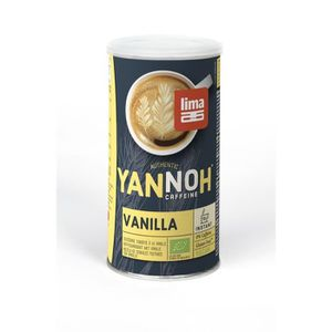 CAFÉ LIMA - YANNOH INSTANT VANILLE 150G