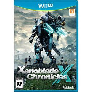 JEU WII U Xenoblade Chronicles X Jeu Wii U