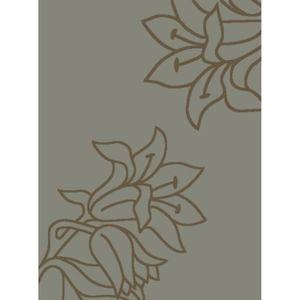 TAPIS PARADISE Tapis de salon Gris-Taupe 120x160 cm