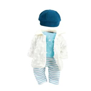 ACCESSOIRE POUPÉE Habillage poupée Petitcollin 36 cm : Céleste aille