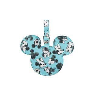 13.5 cm Bleu Samsonite Global TA Disney Porte-Adresse Mickey//Minnie Blue