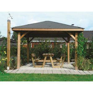 Kiosque de jardin - Achat / Vente Kiosque de jardin pas cher ...