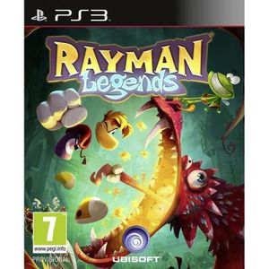 JEU PS3 Rayman Legends ps3