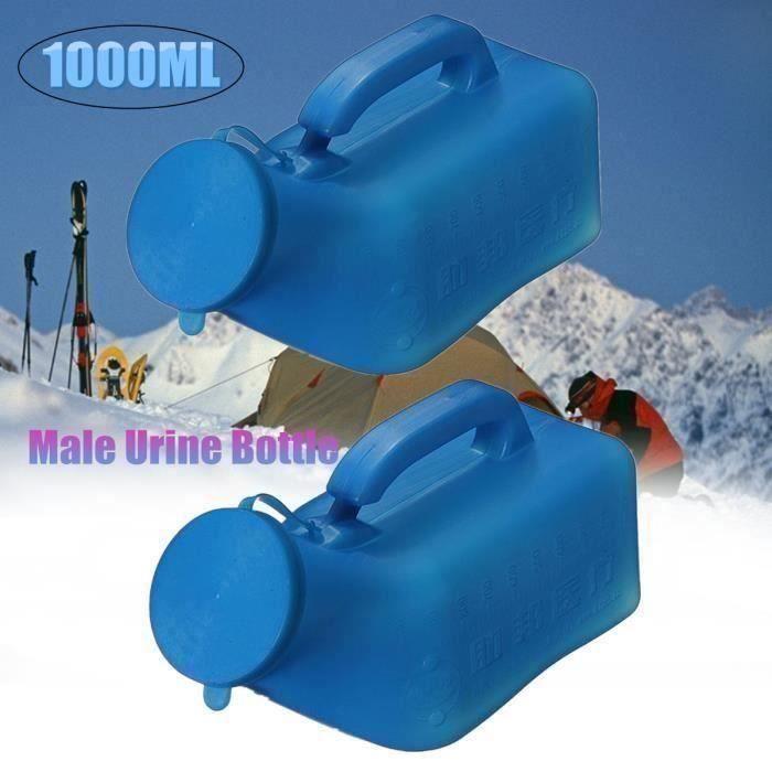 1L Homme Portable Pissoir Urinoir Urinal Toilettes Voiture Voyage Camping Bateau Bo04229