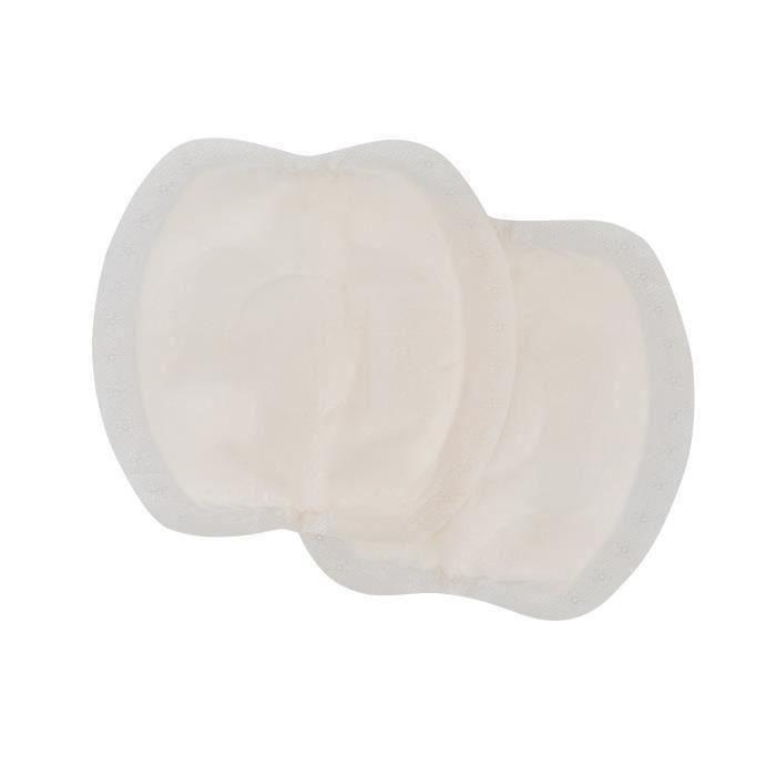 Nouveaux coussinets d'allaitement jetables Couleur chair X20 + NoirX2 (Lot de 3)