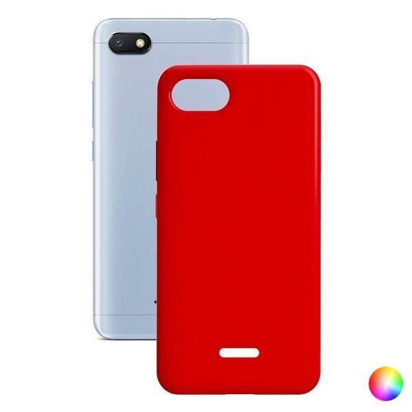 Protection pour téléphone portable Xiaomi Redmi 6a Silk TPU