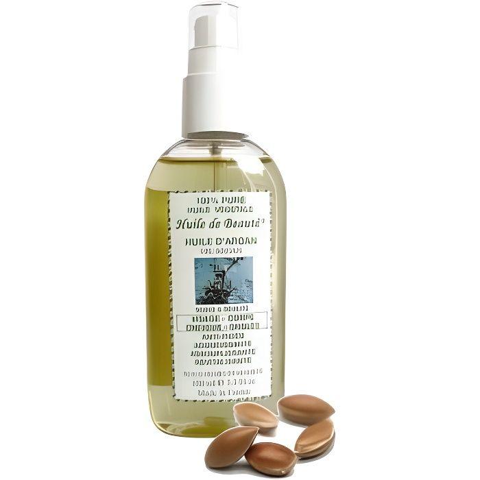 Huile de Beauté à l'huile d'argan Dollania