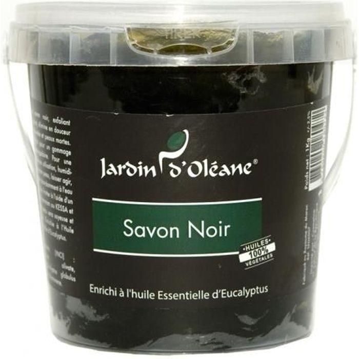 Savon Noir Eucalyptus - 1Kg