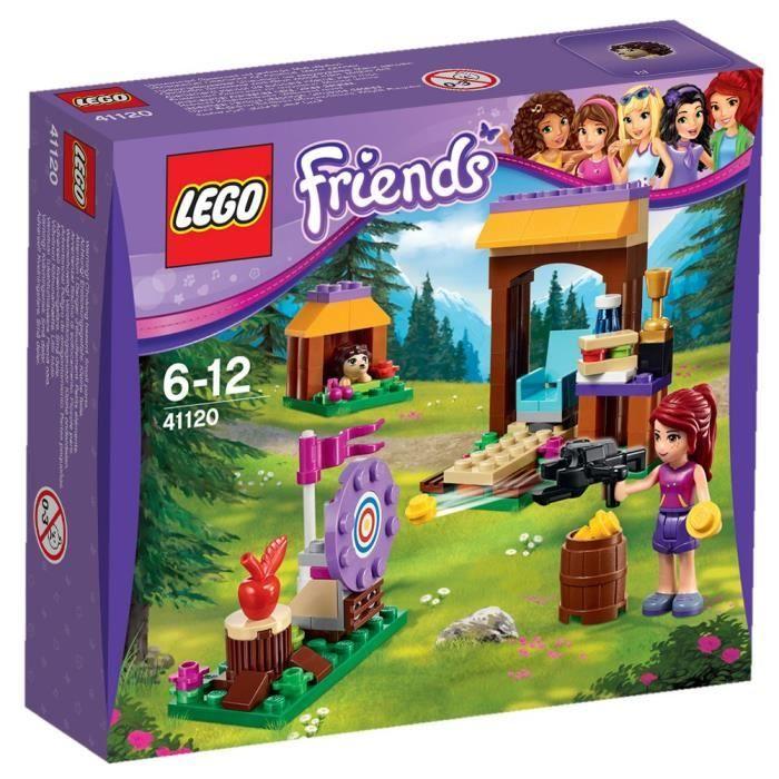 LEGO® Friends 41120 Tir à L'Arc à la Base d'Aventure