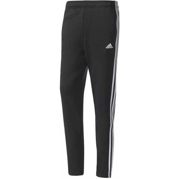 Vêtements homme Pantalons Adidas Essentials 3 Stripes Tapered Fleece Pants