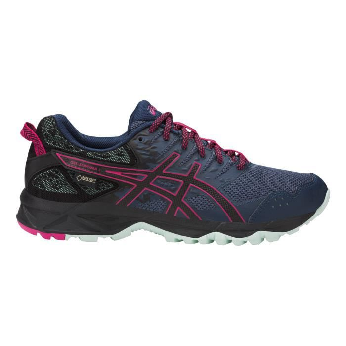 Asics Femmes Gel Sonoma 3 Gore-Tex Trail Chaussures De Course À Pied Sport