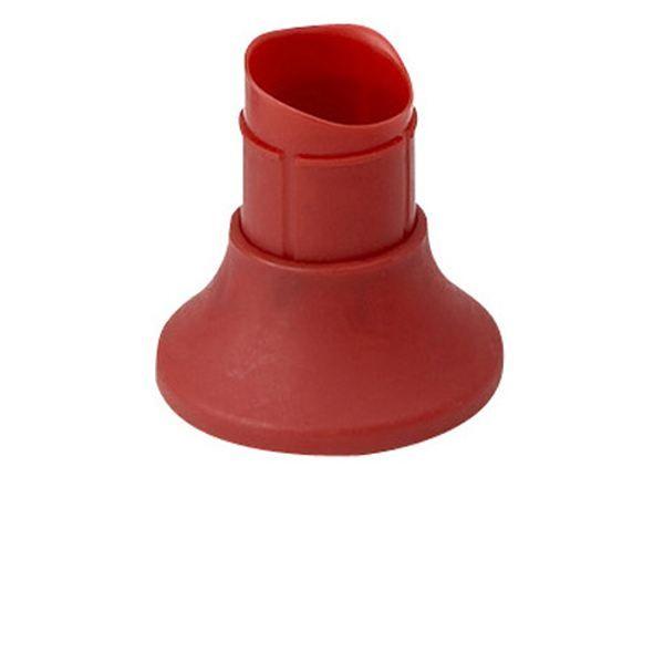Tee de rugby réglable rouge