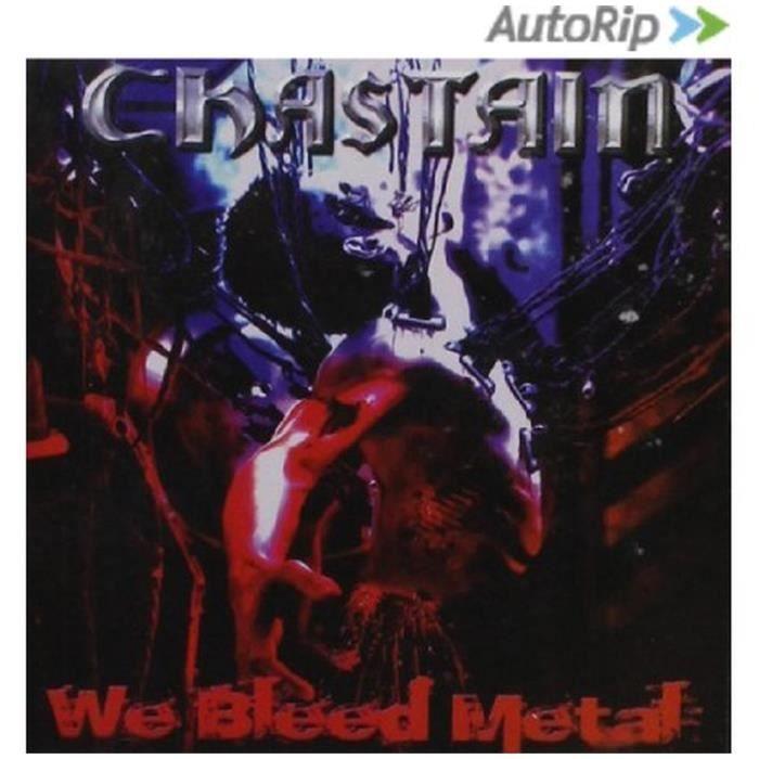 WE - Bleed Metal CD Vinyles Hard Rock et Metal Heavy Metal