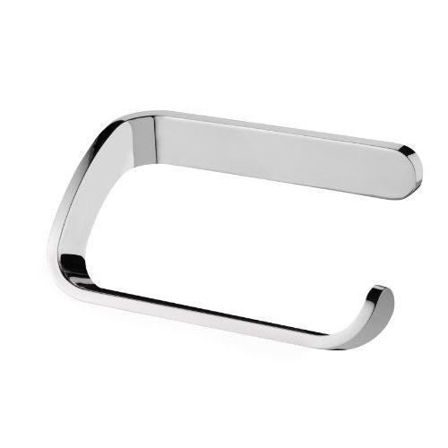 Silber ZACK Porte-Papier Toilette Acier Inoxydable 7,9 x 3,2 x 17,2 cm