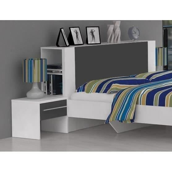 finlandek t te de lit pour lit 160 cm blanc pehmea achat vente t te de lit pehmea t te de. Black Bedroom Furniture Sets. Home Design Ideas