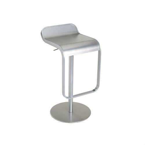 tabouret de bar lapalma lem inox de 66 79 cm achat vente tabouret de bar cdiscount. Black Bedroom Furniture Sets. Home Design Ideas