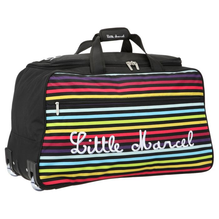 LITTLE MARCEL Sac de voyage trolley MARTINE Multicolore - Achat ...