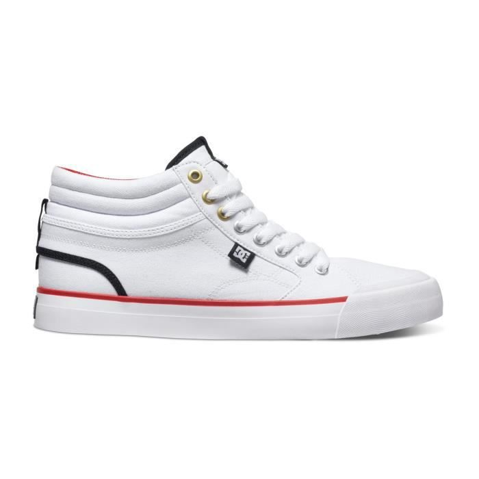 Chaussures Homme DC EVAN SMITH HI white