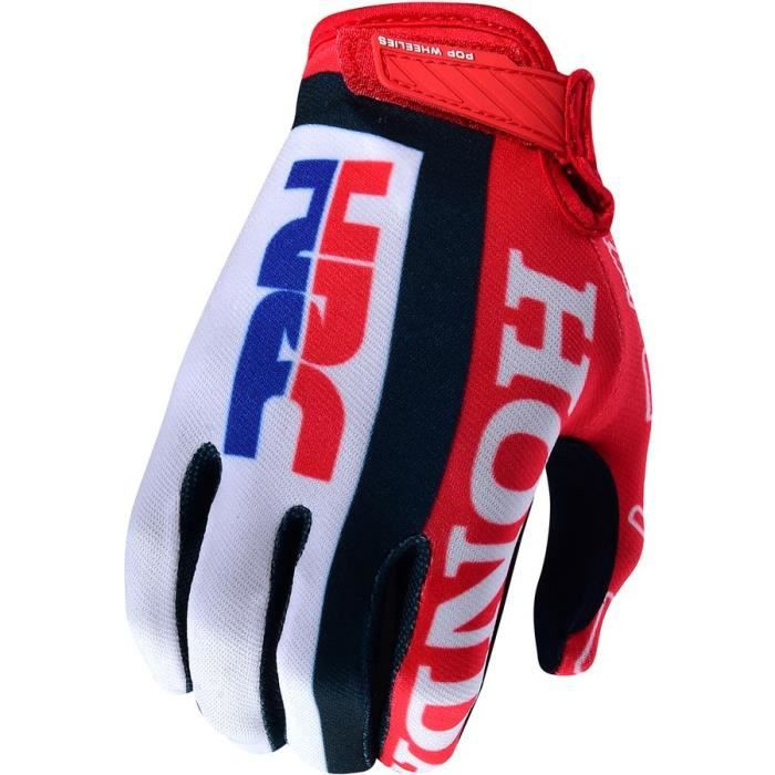 photos officielles grande sélection aperçu de Troy Lee Designs 2017 Air Gloves - Honda Gant Pour Moto Gore ...