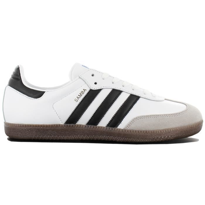 Sneaker Samba Originals Og Chaussures Homme Baskets Blanc Bb2588 Adidas knw8XP0O