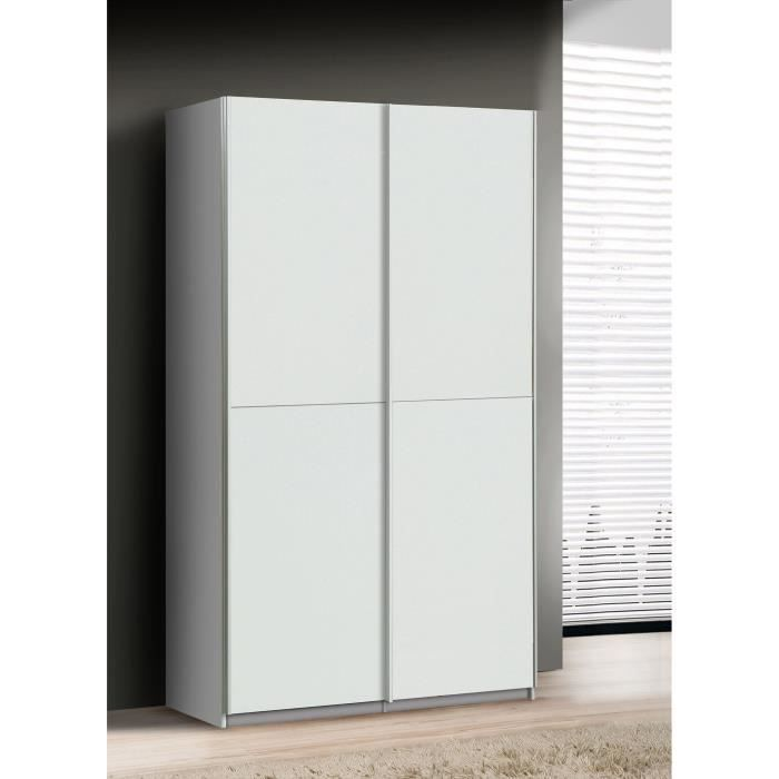 ohio armoire chaussures range tout 120 x 191 cm achat. Black Bedroom Furniture Sets. Home Design Ideas
