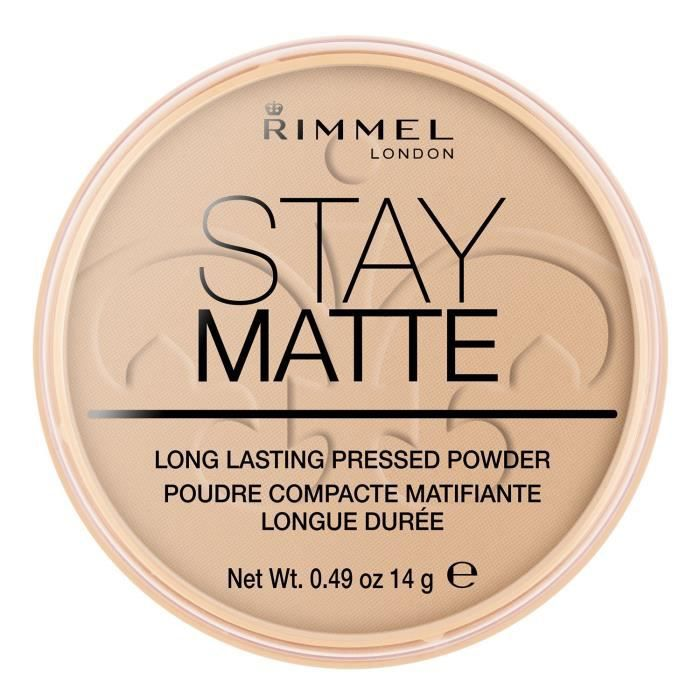 London Long Sandstorm Matte Powder Lasting Pressed Rimmel Stay l13u5TJFKc