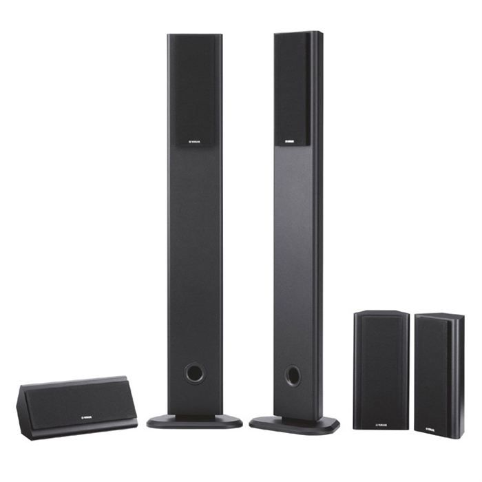 yamaha ns pa120 pack d enceintes home cinema 5 0 ensemble home cin ma avis et prix pas cher. Black Bedroom Furniture Sets. Home Design Ideas