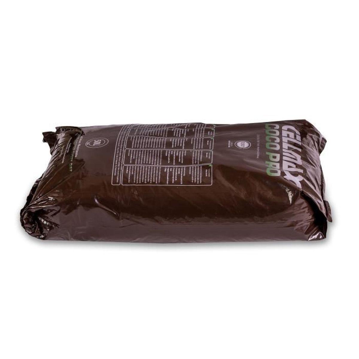 Paillis Noix De Coco cellmax fibre de coco - achat / vente terreau - sable
