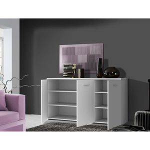 meubles s jour buffet achat vente meubles s jour buffet pas cher cdiscount. Black Bedroom Furniture Sets. Home Design Ideas