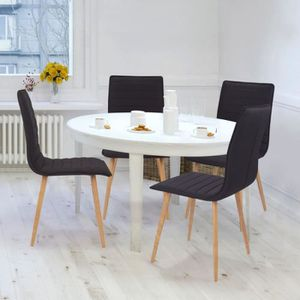 salle a manger scandinave achat vente salle a manger. Black Bedroom Furniture Sets. Home Design Ideas