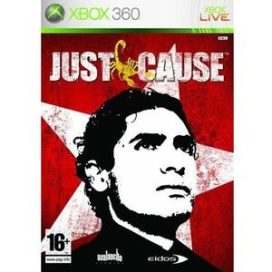 JEUX XBOX 360 JUST CAUSE / XBOX 360