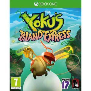 JEU XBOX ONE Yoku's Island Express Jeu Xbox One