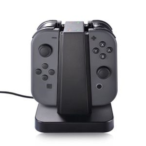 CHARGEUR CONSOLE Nintendo Switch Joy Con Station de Charge, 4 en 1