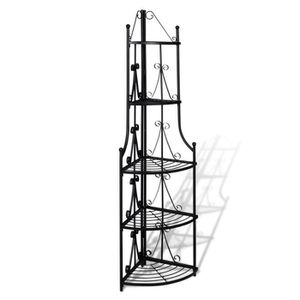 etagere plante achat vente etagere plante pas cher cdiscount. Black Bedroom Furniture Sets. Home Design Ideas