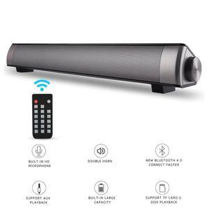 ENCEINTE NOMADE Enceinte Bluetooth - Barre de son - sans fil 2x5W