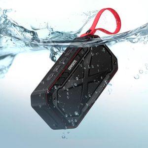 ENCEINTE NOMADE Enceinte Bluetooth,Marsee Haut-Parleur Etanche IPX