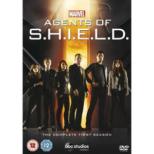 DVD FILM DVD - Marvel's Agents of SHIELD - Season 1 [Import