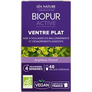 COMPLÉMENT MINCEUR BIOPUR Gélules végétales - Ventre plat - 48 gélule