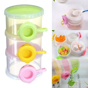 DOSEUR DE LAIT boîte de lait en poudre 3 couches infantile nourri