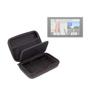 Garmin DEZL 580LMT-D 580 570 LM 560 LMT Nuvi 57LM 58LM 59LMT 5 GPS Sat Nav Avec compartiment pour accessoires Noir /Étui de transport Pour Hieha 5 Pouces LESHP Kainuoa