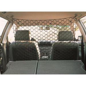 FILET DE PROTECTION TRIXIE Filet pour voiture - 1x1m - Noir - Pour chi