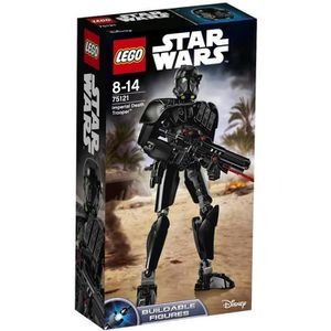 ASSEMBLAGE CONSTRUCTION LEGO® Star Wars™ Rogue One 75121 Imperial Death Tr