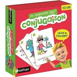 JEU D'APPRENTISSAGE NATHAN Je Comprends tout ! - Conjugaison