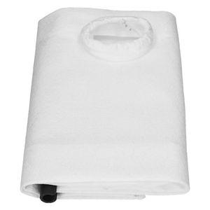 ASA 30 L PC Inox 10x Sac-filtre tissus pour aspirateur Metabo ASA 25 L PC