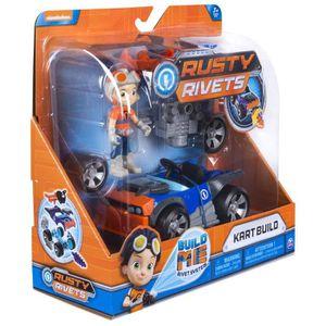 multi-couleur Rusty Rivets 6046696 véhicule de base Rivet requin