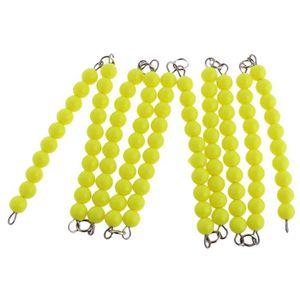 G/én/érique Montessori Perles Noires Et Blanches Cofffret Kit Jouet De Calcul Enfants