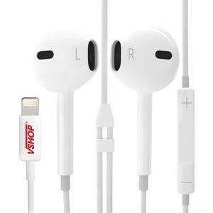CLÉ USB VSHOP® Ecouteurs pour Apple avec connecteur Lightn