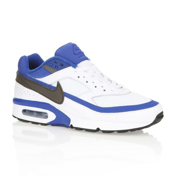 NIKE Baskets Air Max Classic BW Chaussures Homme Noir et