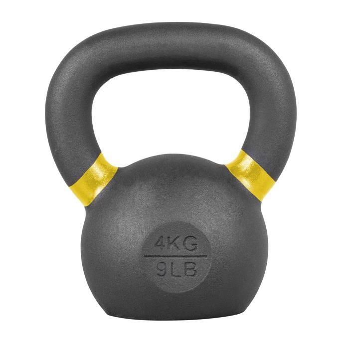 Prime Kettlebell Poids Fitness Équipement d'entraînement (Multiple Poids disponibles) OVM5R