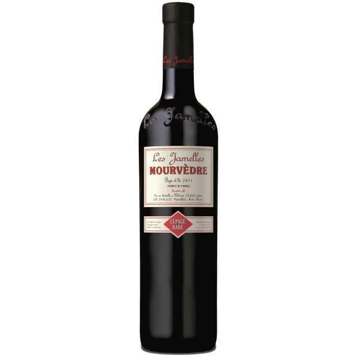 IGP Languedoc Mourvèdre -Les Jamelles- Vin rouge